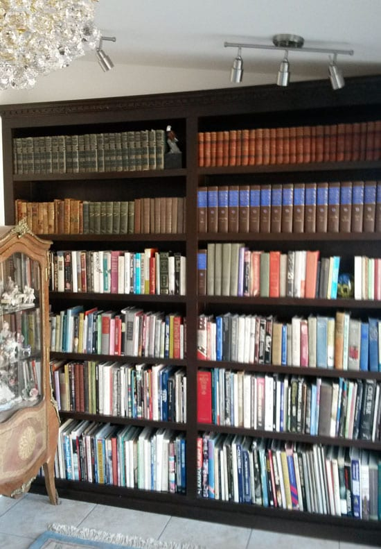 Custom Bookcases Gallery Thumb